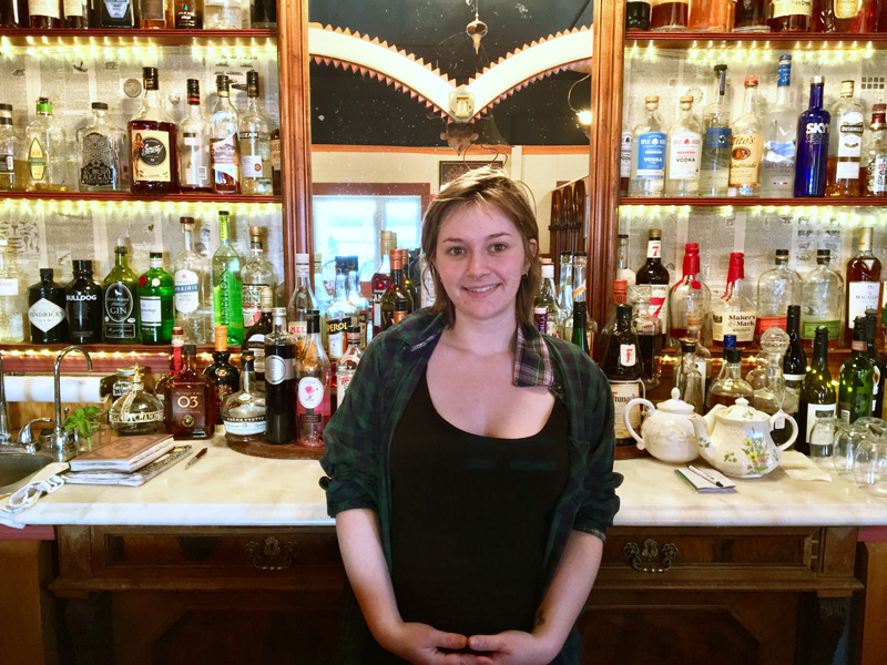 Van Lloyd's Bistro proprietor Meredith King will close the restaurant Jan. 1. She plans to move to Hawaii, where she will help a friend open a restaurant on Oahu. (Suzi Thayer photo)