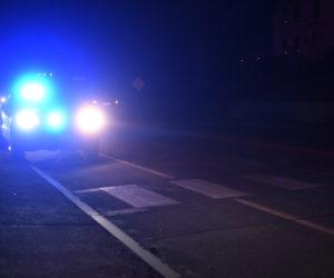 SUV Strikes Pedestrian in Newcastle Crosswalk, Minor Injuries