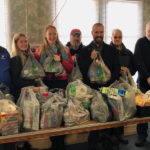 Local Company Donates Food to Waldoboro Food Pantry