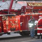 Santa Claus is Coming to Waldoboro