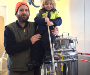 Farm to Glass: Organic Brewery Opens in Westport Island