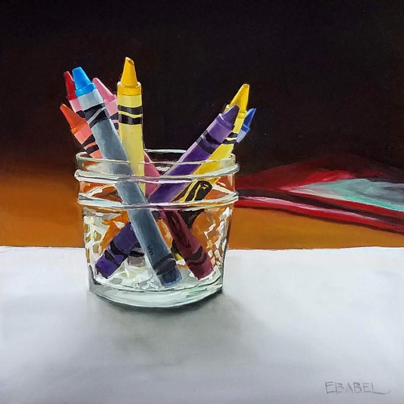 Artwork by Elaine Abel.