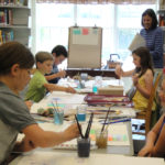 Free Art Clubs for Kids at Waldoboro Public Library