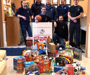 Atlantic Motorcar Partners with Toys for Tots