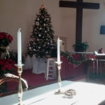 Candlelight Service in Nobleboro on Dec. 24