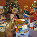 Coastal Kids Helps Local Food Pantry