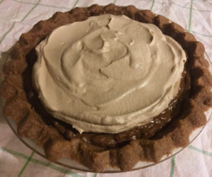 "<span class=""entry-title-primary"">Food, Life, and Manhattans</span> <span class=""entry-subtitle"">Chocolate cream pie, with chocolate crust and chocolate whipped cream</span>"