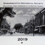 Damariscotta Historical Society Calendars Available