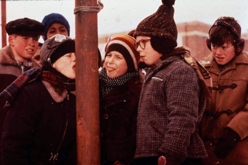 On Saturday, Dec. 22, A Christmas Story (PG), will play at the Lincoln Theater in Damariscotta as one of the four free showings of holiday family favorites throughout the month of December.