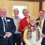 Miles Memorial Hospital League Holds Holiday Luncheon