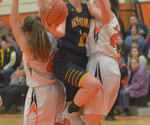 "<span class=""entry-title-primary"">Gardiner clips the Lady Panthers</span> <span class=""entry-subtitle"">Gardiner 53 - Medomak 44</span>"