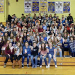 MVHS Freshmen Sock Sales Benefit Those in Need