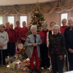 Waldoboro Woman's Club has Christmas Luncheon