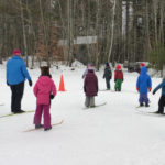 Midcoast Conservancy's Final Youth XC Ski Lease Program, Clinic Dec. 12