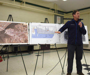 Damariscotta Discusses Future Improvements to Municipal Parking Lot