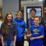 GSB Students Take Second at Math Meet