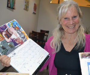 Former GSB Teacher Turns LCN Calendars into Family Scrapbooks
