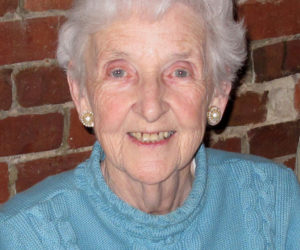"""<span class=""""entry-title-primary"""">Christine Lillian Watson Rand</span> <span class=""""entry-subtitle"""">Feb. 13, 1927 - Jan. 21, 2019</span>"""