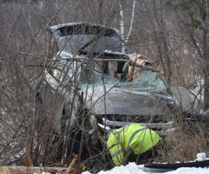 SUV Rollover Causes Non-Life-Threatening Injuries in Waldoboro