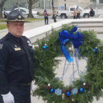 Whitefield Veteran Participates in Wreaths Across America