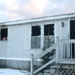 Firefighters Make 'Great Stop' at Wiscasset Mobile Home