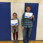 Ava Lord Wins Bristol Spelling Bee