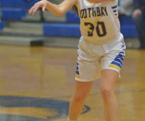 """<span class=""""entry-title-primary"""">Undefeated Boothbay girls clip Wolverines</span> <span class=""""entry-subtitle"""">boothbay 64 - Wiscasset 14</span>"""