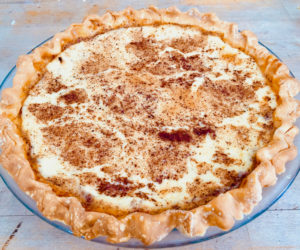 "<span class=""entry-title-primary"">Food, Life, and Manhattans</span> <span class=""entry-subtitle"">Custard pie: creamy, rich, buttery-textured, with a hint of nutmeg</span>"