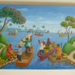 Haitian Painting to be Auctioned at Benefit Dinner