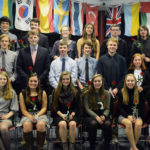 LA Inducts New Members into National Honor Society