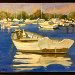 Perry-Weiss is Library's January Artist of the Month