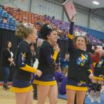 MVHS Cheerleaders Win Fifth Consecutive KVAC Title