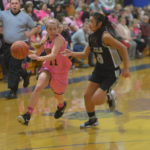 Lady Panthers hold off Eagles