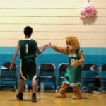 Nobleboro Central Unveils New Mascot