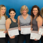 Ocean Blue Staff Members Certified by Stott Pilates