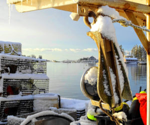 Boothbay Harbor Man Wins January #LCNme365 Photo Contest