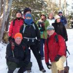Snowshoe Hike with DRA, PWA on Feb. 9