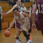 Mustangs take Wiscasset for a ride
