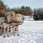 WW&F Railway Winter Service Rides