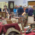 Winter Shopping at the Bath Antique Sale