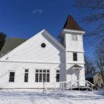 Methodist Church in Damariscotta Under Contract