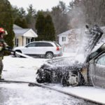 Buick 'A Complete Loss' After Fire in Damariscotta