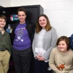 'Kids Taking Care of Kids': GSB Students Establish 'Comfort Closet'
