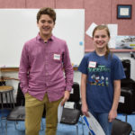 BCS Eighth-Grader Wins County Spelling Bee