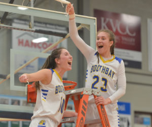 "<span class=""entry-title-primary"">Lady Seahawks Win South Class C Regional Basketball Championship</span> <span class=""entry-subtitle"">Boothbay Region 49 - North Yarmouth Academy 31</span>"