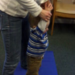 Children Explore Yoga at Healthy Kids Play Group