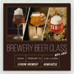 Upcoming February Events at Oxbow