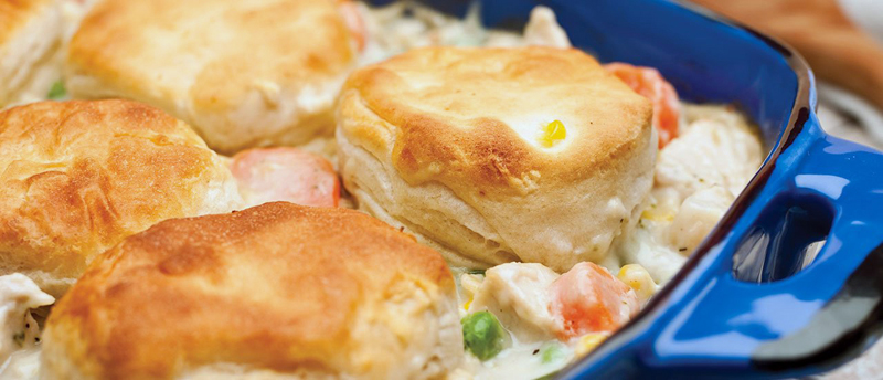 Chicken and biscuits will be on the menu at the upcoming St. Giles' Episcopal Church supper.