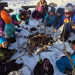 Juniper Hill Students Complete Winter Wilderness Studies