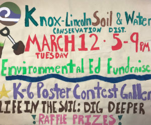 Knox-Lincoln Environmental-Ed Fundraiser is March 12